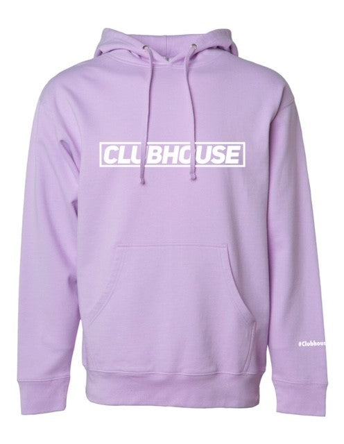Classic Clubhouse Hoodie - Lavender