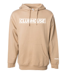 Classic Clubhouse Hoodie - Sandstone