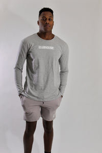 Activate Long Sleeve T-shirt - Sport Gray