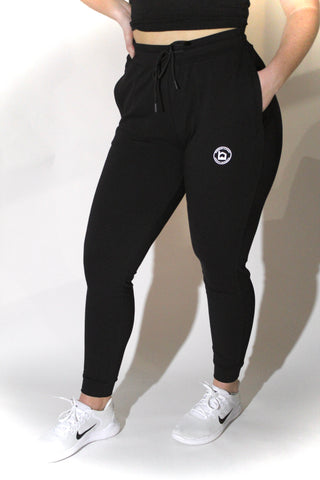 Compose Joggers - Black