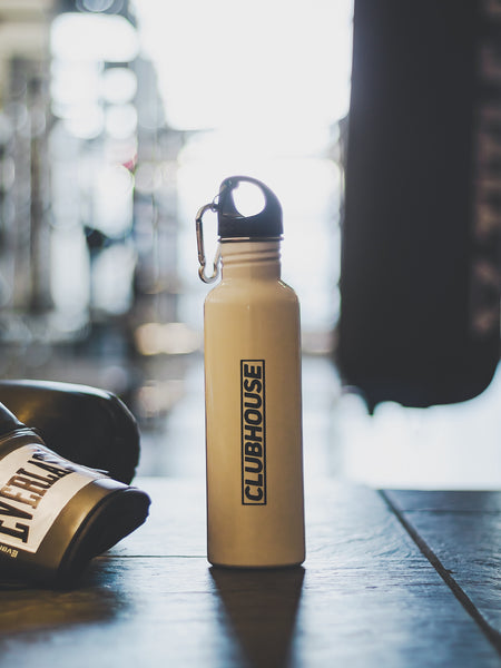 Clubhouse Titan Water bottle