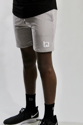 Propel Shorts - Clay Gray