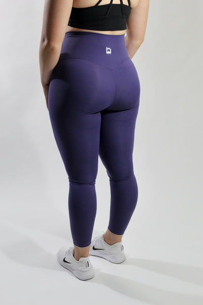 Fierce Leggings - Violet