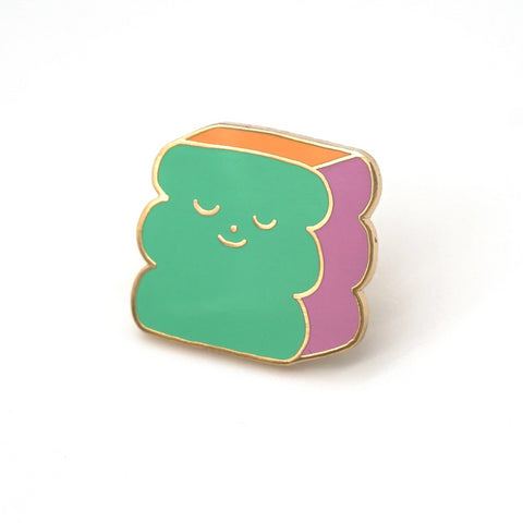 Cloud Friend Pin