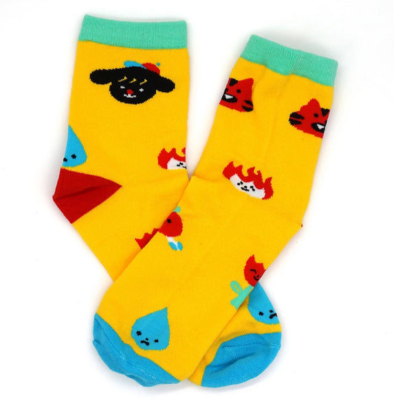 Tiger Dog Socks