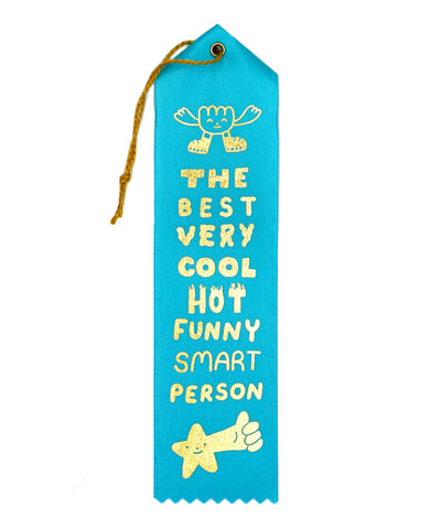 The Very Best Award Ribbon