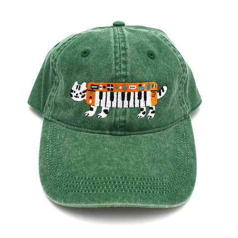 Keyboard Tiger Baseball Cap