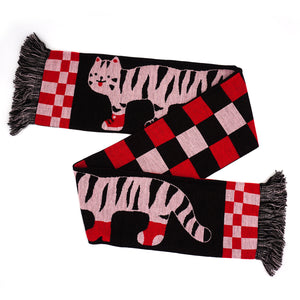 Long Tiger Scarf