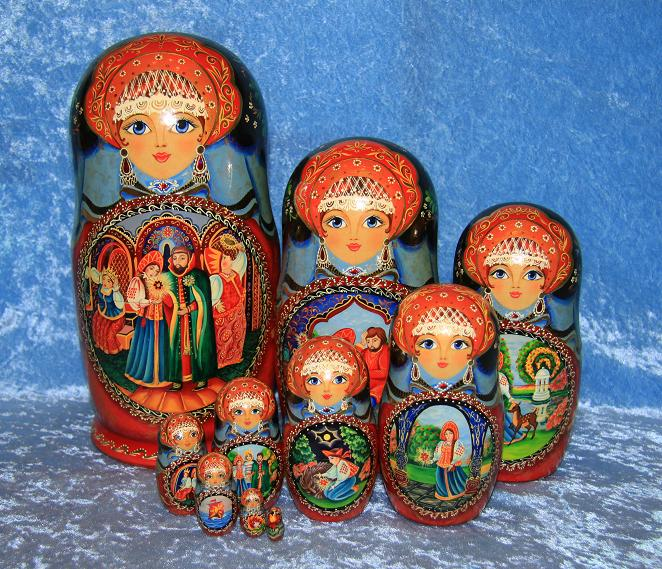 Matryoshkas and More