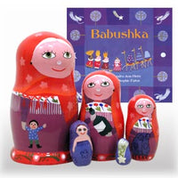 Story of Babushka Book and Doll Set