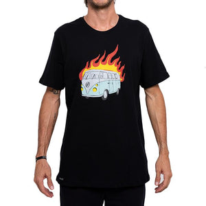 Playera Heat