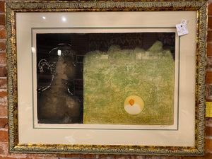 "Fiorini ""Woman"" Signed and numbered etching"