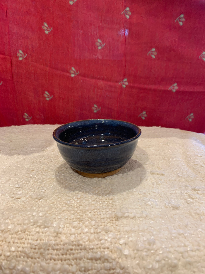 HHH Dipping bowl Blue small