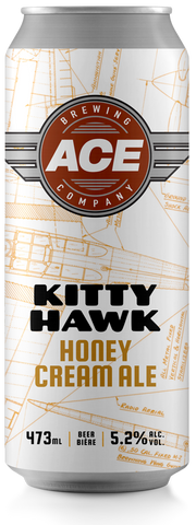 Kitty Hawk Honey Cream