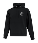 Zip-up Hoodie (Black)