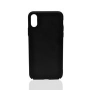Ultra Thin Matte Black iPhone Case