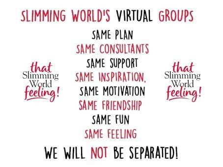 Slimming World Slim With Pat - Virtual Groups