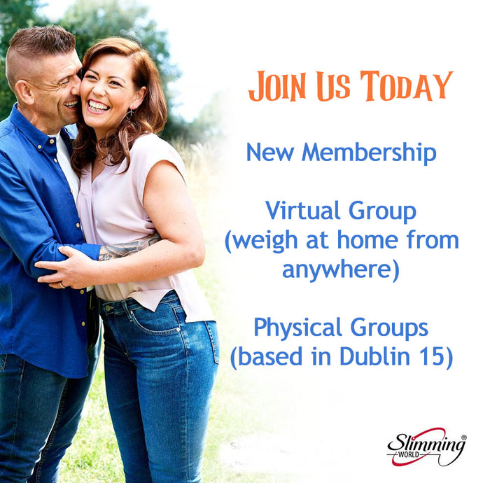 Join Slim With Pat And Slimming World (Week Commencing 12th April)