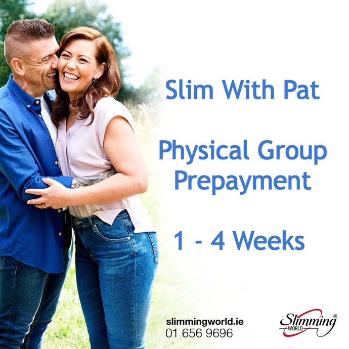 Existing Members Prepay For Slim With Pat PHYSICAL Group (1 to 4 Weeks)