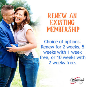 Renew An Existing Slim With Pat Membership