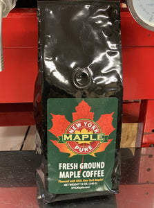 12 ounce bag of New York State Maple Coffee Ground