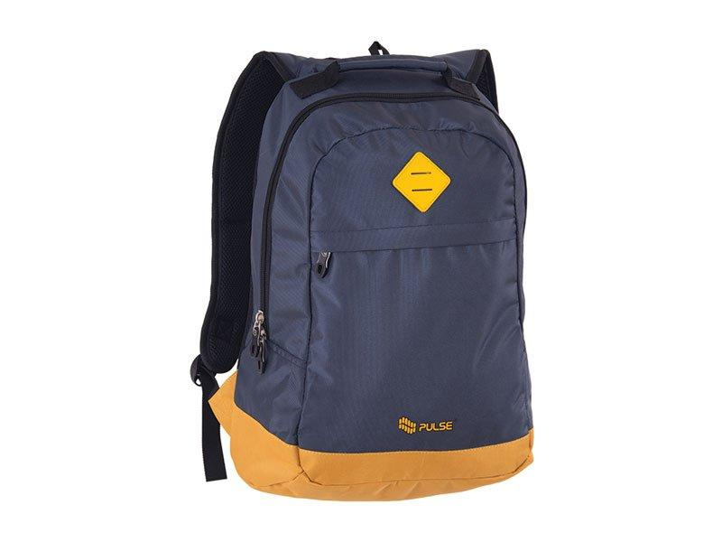BACKPACK BICOLOR BLUE-YELLOW