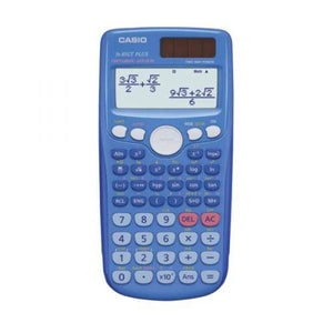 CASIO CALCULATOR FX-85GT PLUS - SCIENTIFIC