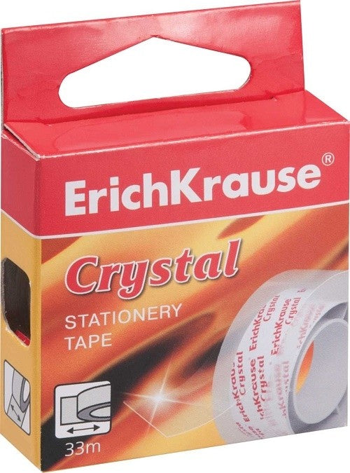 ERICHKRAUSE CRYSTAL 18mm Χ 33M INVISIBLE IN BOX - ER-36923