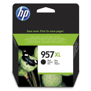 HP INK CARTRIDGE 957XL BLACK