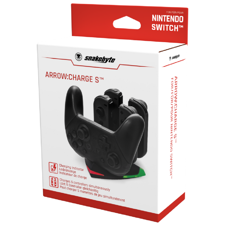 ARROW:CHARGE S™ (Switch)