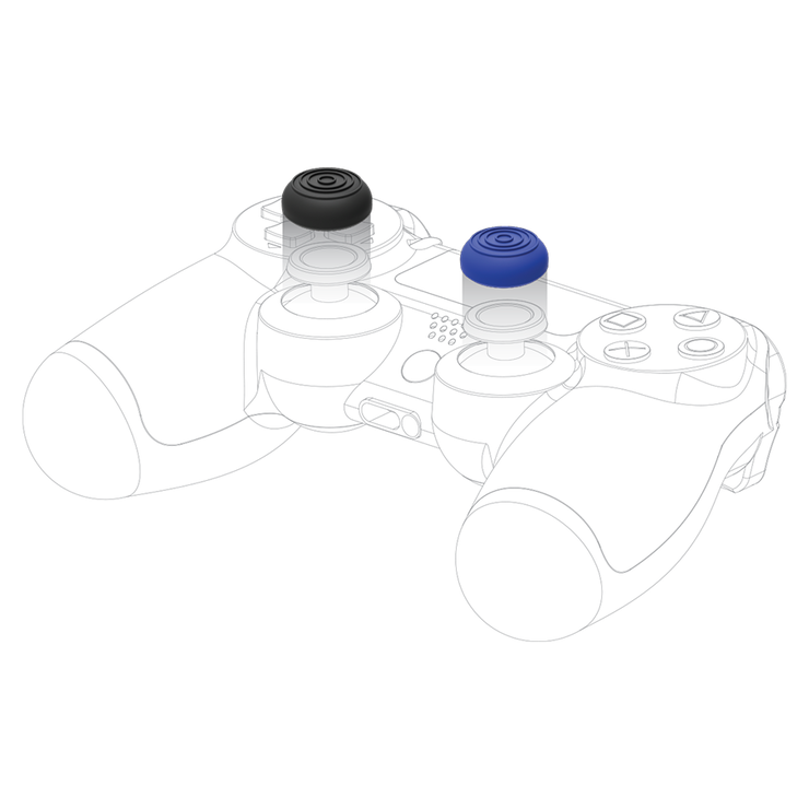 SONY PS4 Control Caps snakebyte
