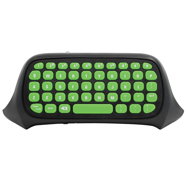 Xbox One Keypad Key Pad Green Controller snakebyte