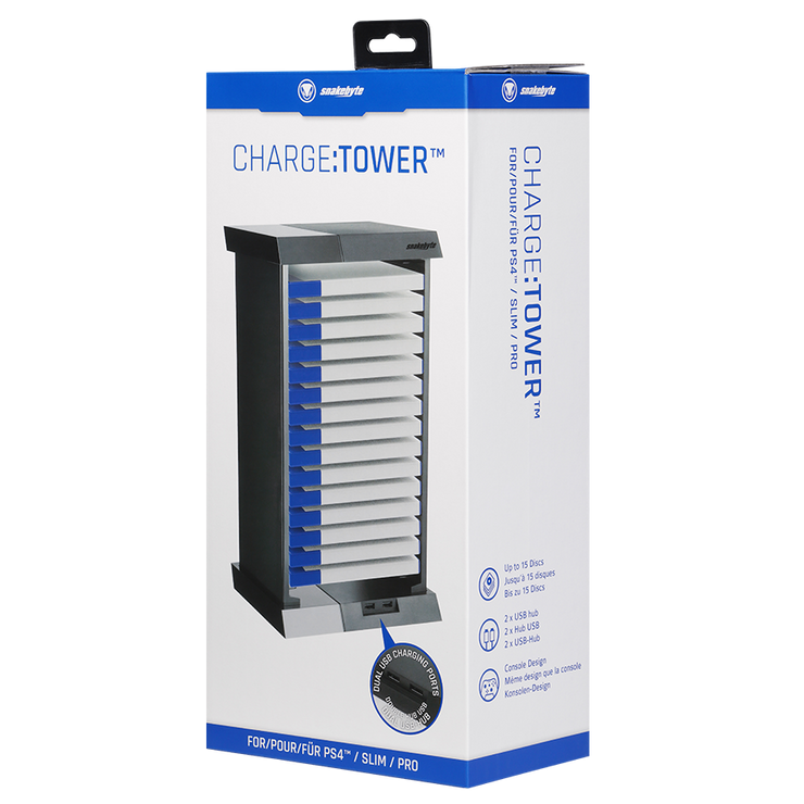 SONY PS4 Charge Tower snakebyte