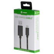 Xbox One USB Charge Cable Pro Aufladekabel Kabel 3m 4m snakebyte