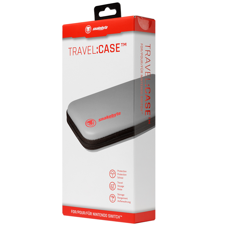 Nintendo Switch Travel Case Tragetasche snakebyte