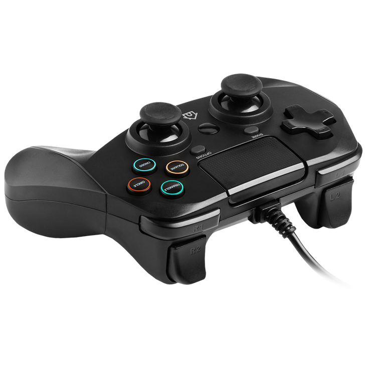 SONY PS4 Game Pad 4 S Black Controller snakebyte