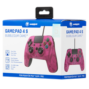 SONY PS4 GamePad Game Pad 4 S Bubblegum Camo Camouflage Controller snakebyte