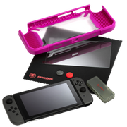 Nintendo Switch Tough Kit Pink snakebyte