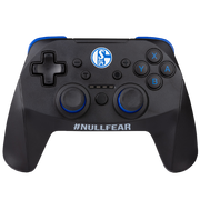 FC Schalke 04 Nintendo Switch Wireless Pro Controller snakebyte