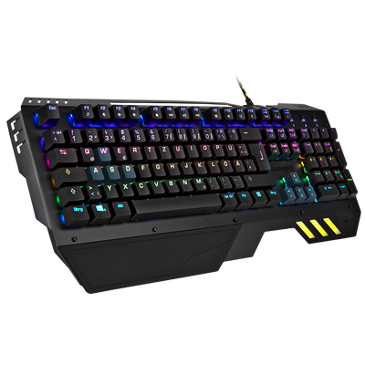 PC Keyboard Ultra RGB snakebyte