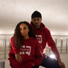 Load image into Gallery viewer, FOUR·B BORDEAUX ELITE HOODIE