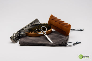 Set de brosses à barbe