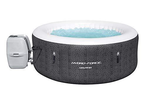 Havana Portable Spa: Havana Hydro-Force Inflatable Hot Tub