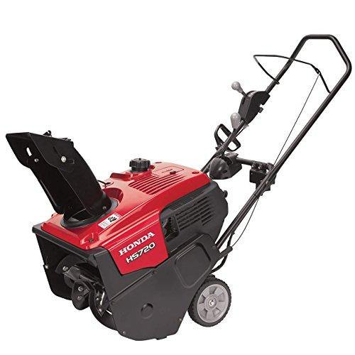 Honda Single-Stage Snow Blower