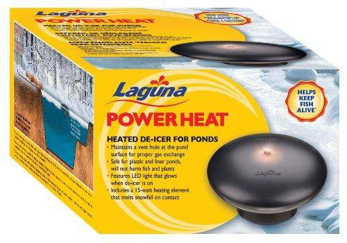 Laguna PowerHeat Heated De-Icer for Ponds