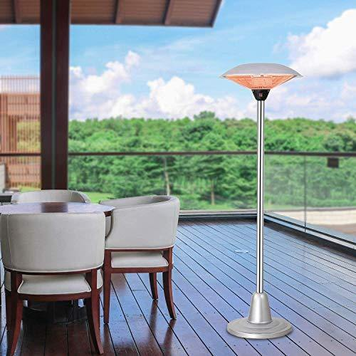 Outdoor Heater for Deck