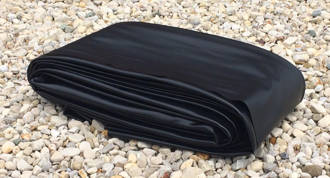 USA Pond Products Black PVC Pond Liner