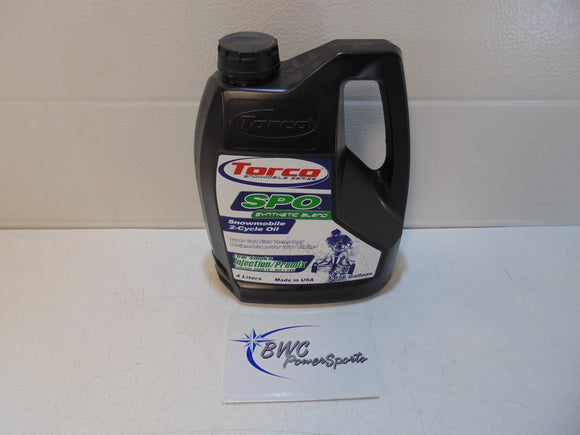Torco Synthetic Blend Injection Oil