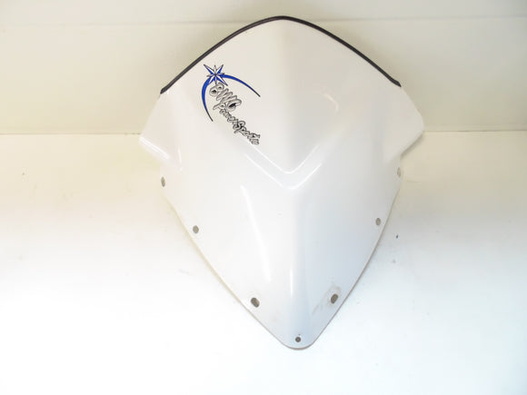 2011-2015 Polaris PRO Ride Chassis Windshield Mid (White)