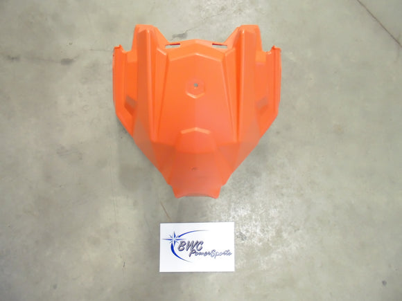 2016-2020 Polaris Axys Nose pan (Orange)